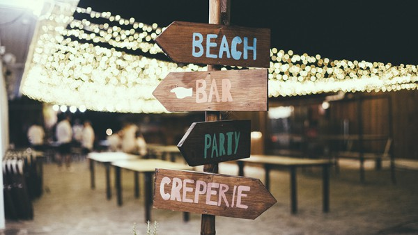 galeria boda playa