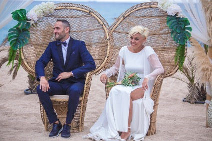 bodas en la playa DBlanc