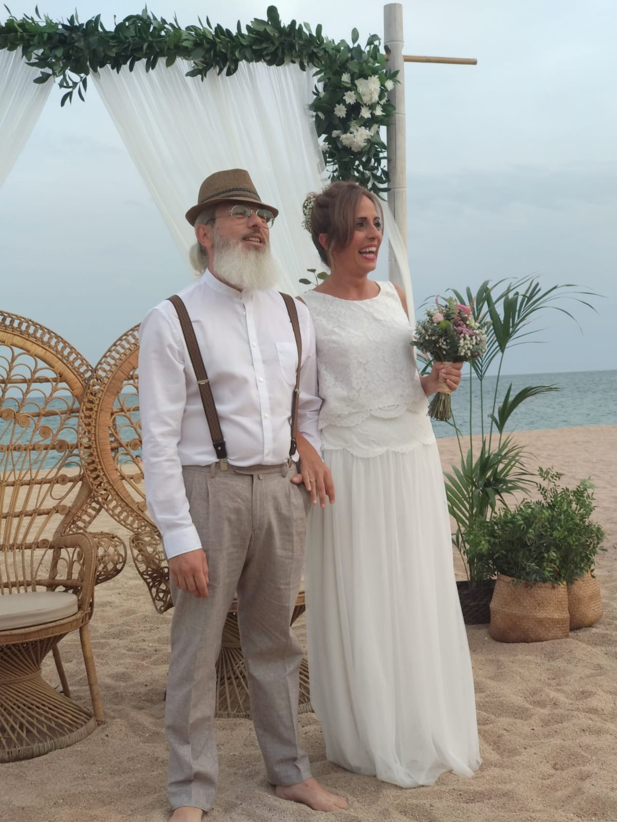 Jordi Astriel y Olga Villaverde
